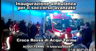 Video inaugurazione ambulanza