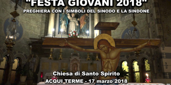 Festa Giovani 2018 (VIDEO)