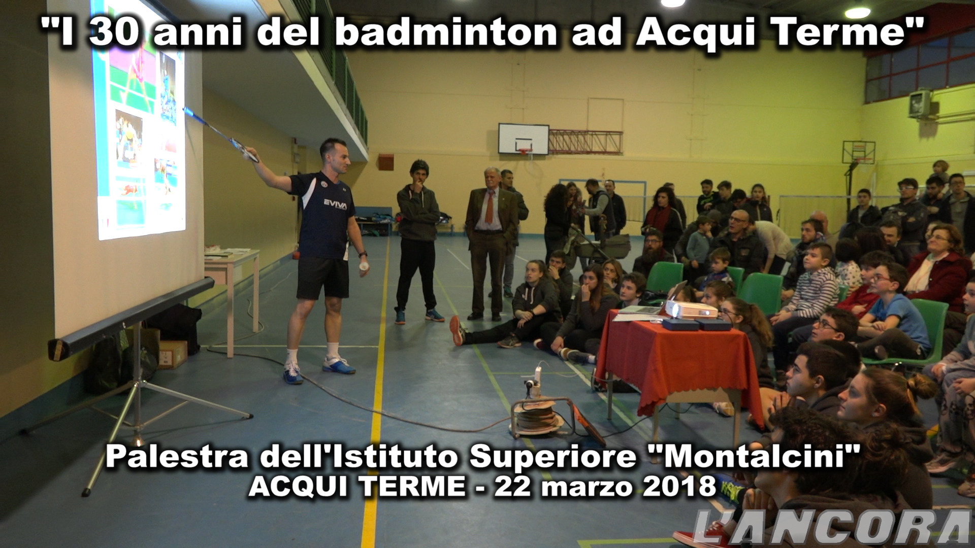 I 30 anni del badminton ad Acqui Terme (VIDEO)