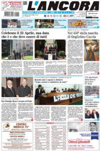 prima pagina num.17/2018
