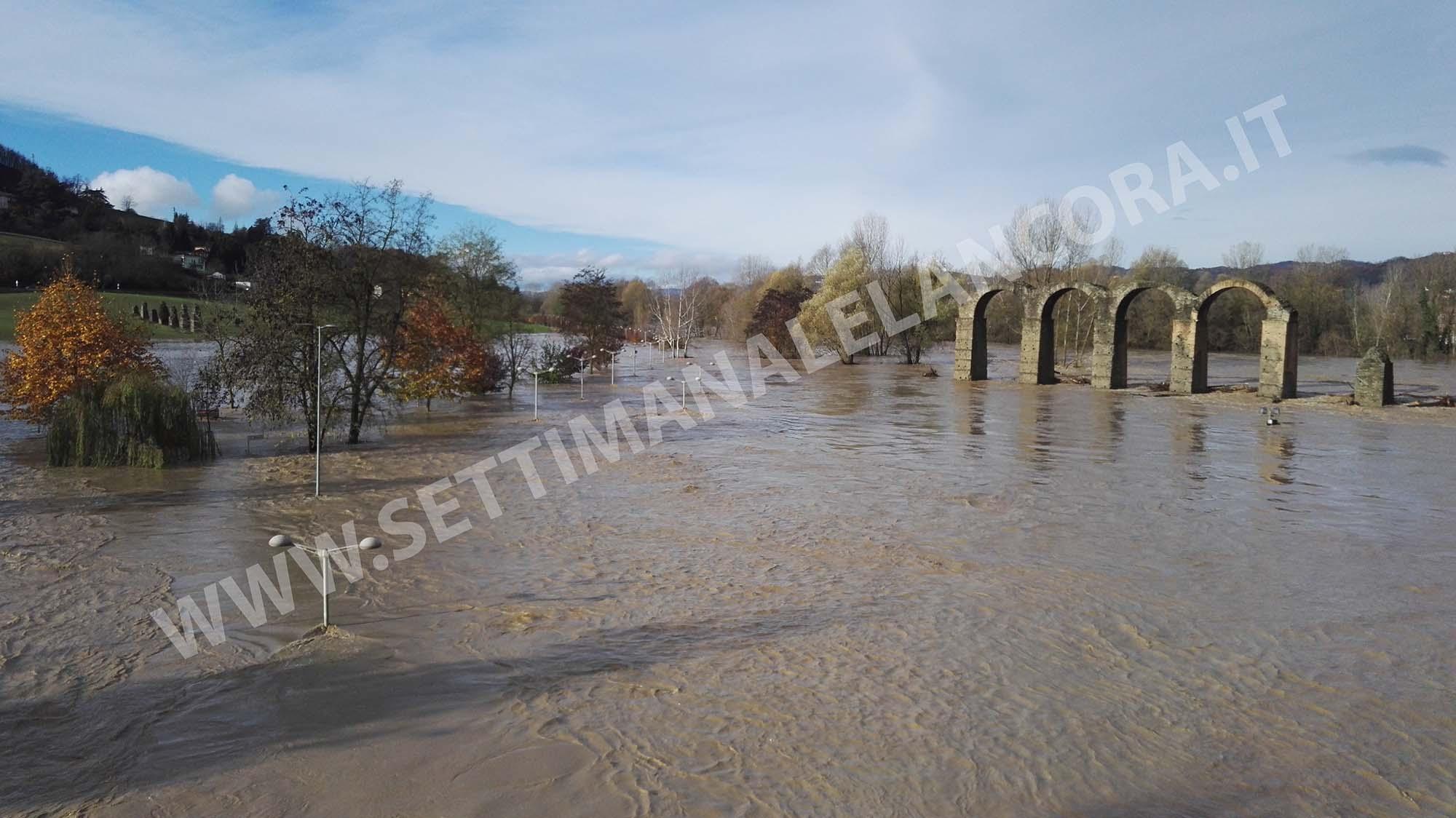 Alluvione fiume Bormida
