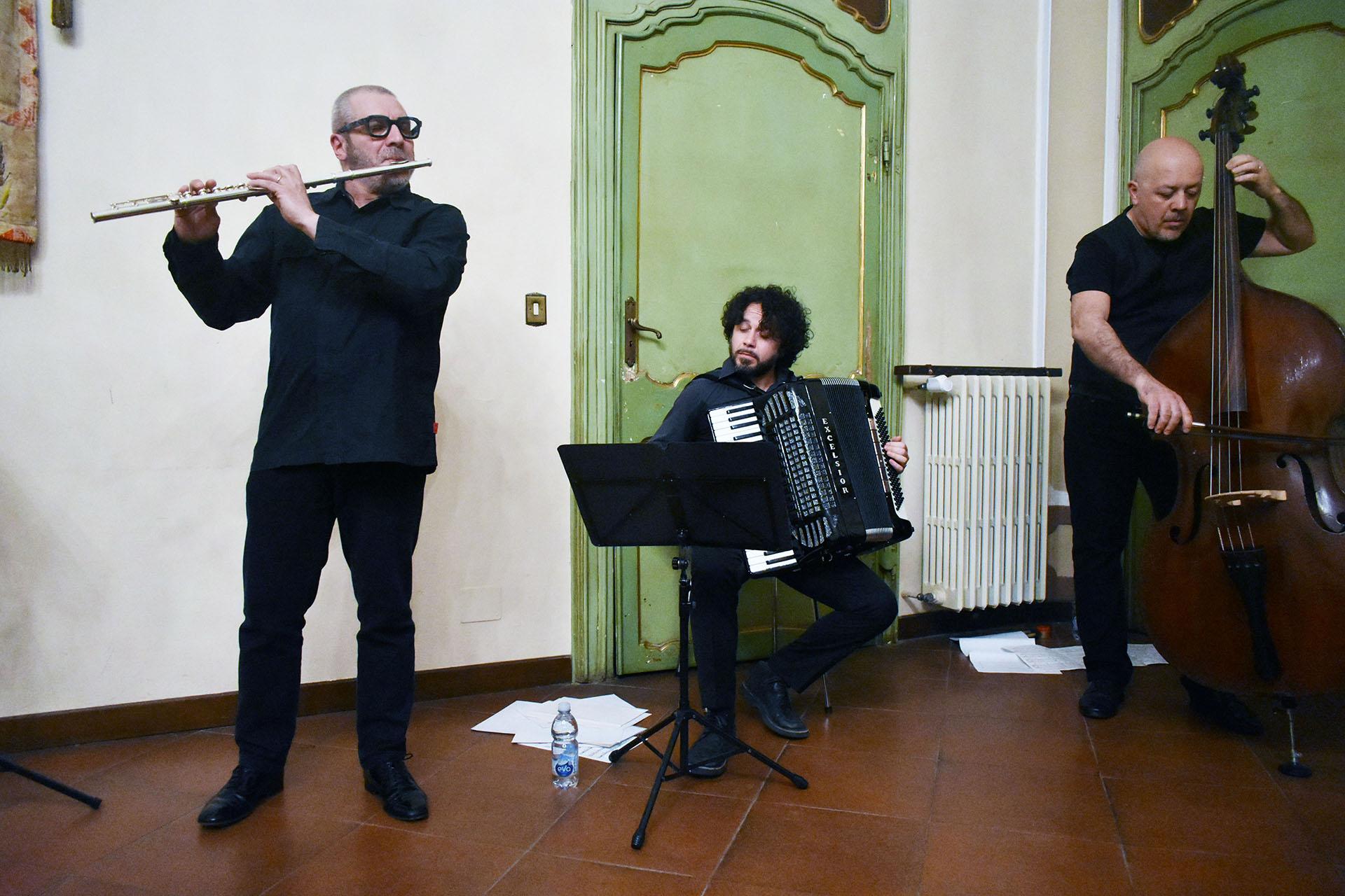 Ai Giovedì Musicali l'Ensemble di musiche impossibile