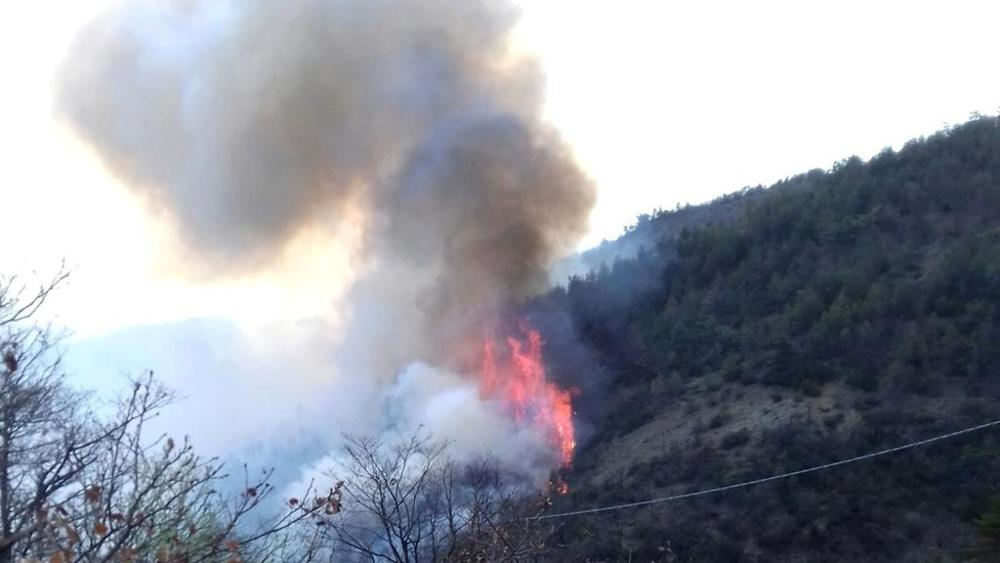Photo of Stop all'emergenza incendi boschivi