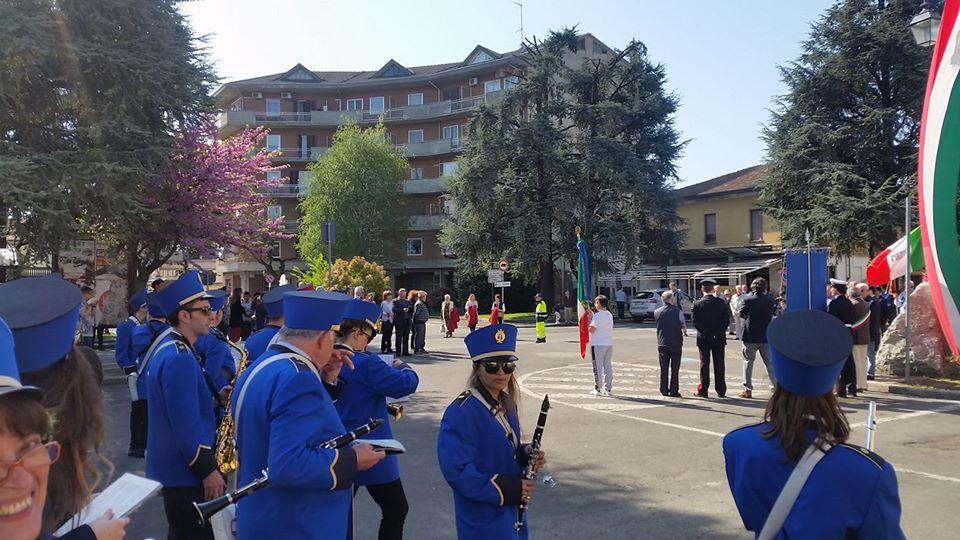 banda di Cassine a Pontecurone