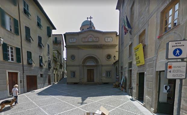 Ovada - piazza Cereseto