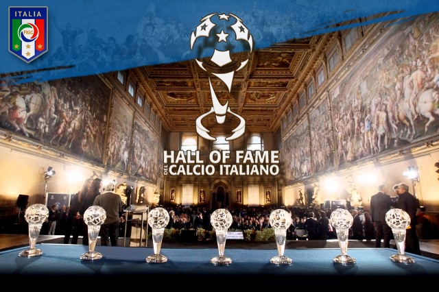 Hall of fame calcio italiano