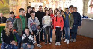 premiazioni concorso Serra Club