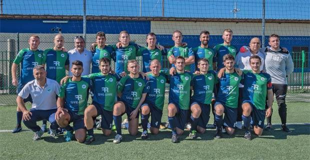 calcio Campo Ligure il Borgo