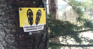 Beigua Geopark: i percorsi ciaspole un esempio a livello nazionale