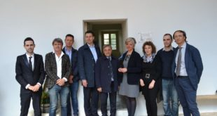 Cortemilia inaugurato laboratorio di sgusciatura nocciole dell'Istituto Cillario