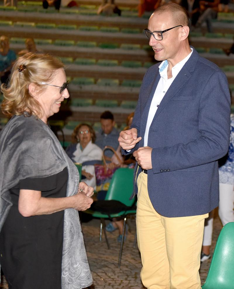 Gestione prorogata per i prossimi 3 anni Acqui in palcoscenico a Loredana Furno