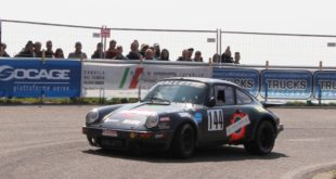 Balletti Motorsport parte bene nella velocità auto storiche