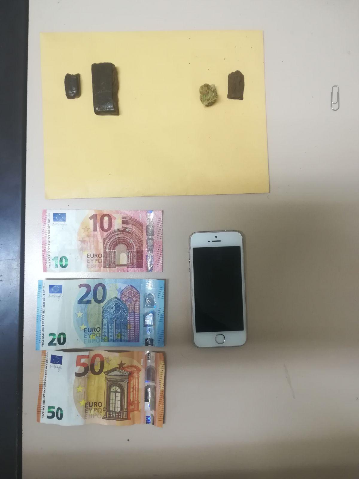 Castelletto d'Orba, denunciato per spaccio di sostanze stupefacenti
