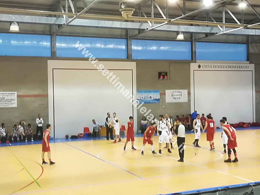 "Basket Nizza vince gara-2, questa sera (lunedì 23) la ""bella"""