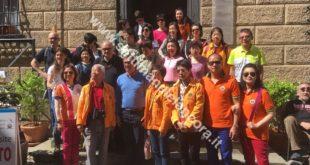 Delegazione di Hong Kong visita il parco Beigua