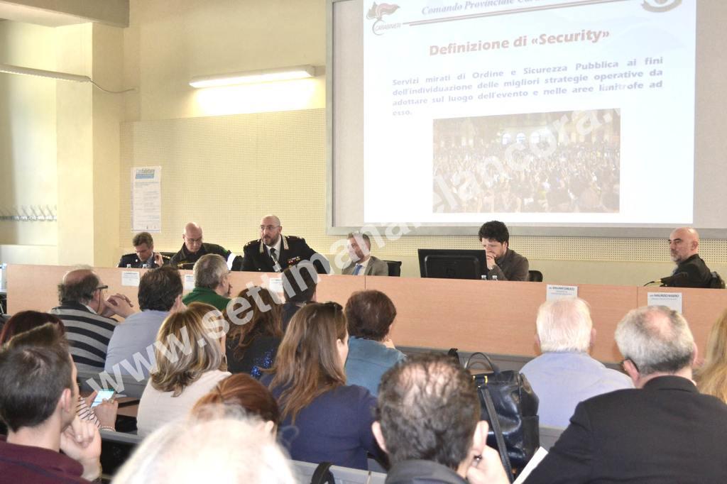 """Ad Asti, conferenza su """"Organizzazione delle manifestazioni"""""""
