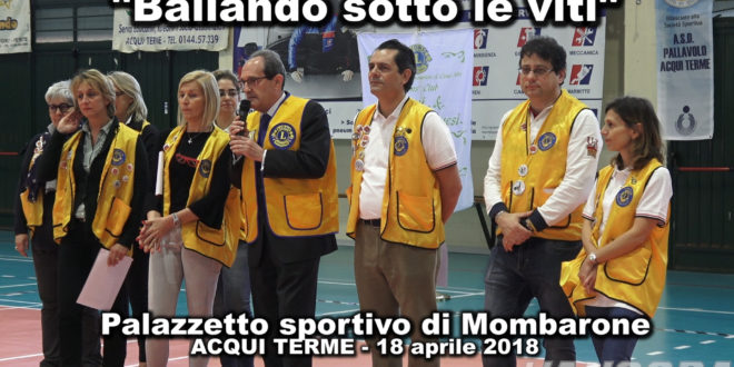 "Acqui Terme – ""Ballando sotto le viti"" 2018 (VIDEO)"