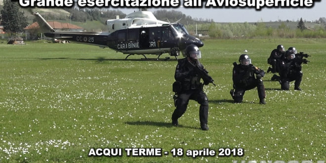 Preparati ad intervenire in caso di esondazione (VIDEO)