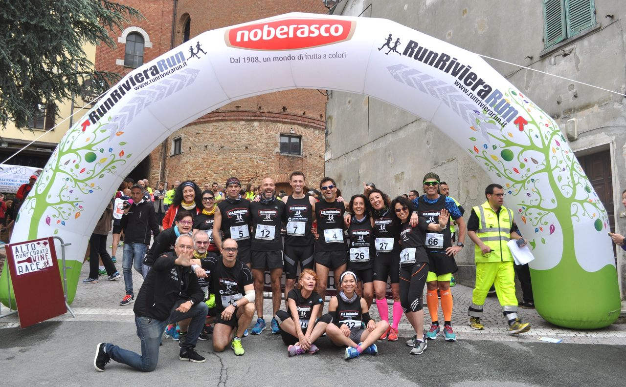 Podismo Alto Monferrato Wine Race