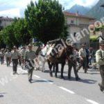 Adunata alpini a Trento