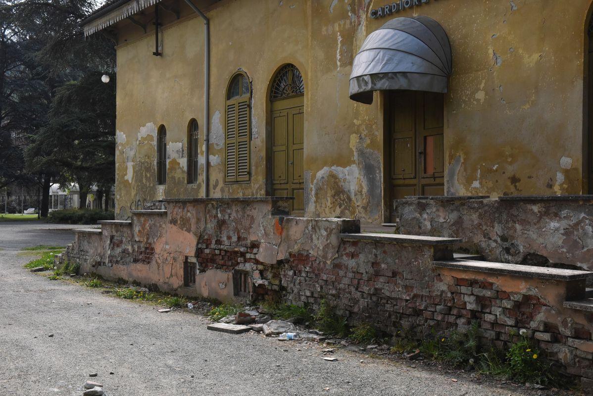 Photo of Il degrado di zona Bagni ad Acqui Terme