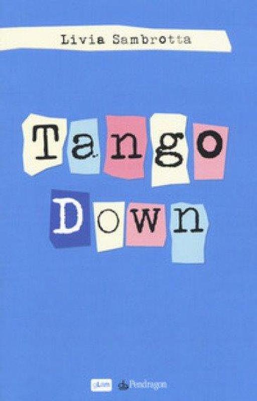 "copertina libro ""Tango Down"""