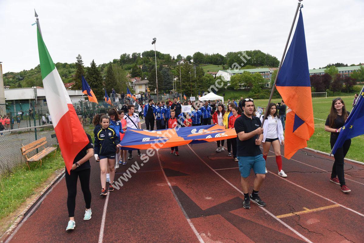 Csi festa regionale dello sport 44ª Pasqua dell'atleta