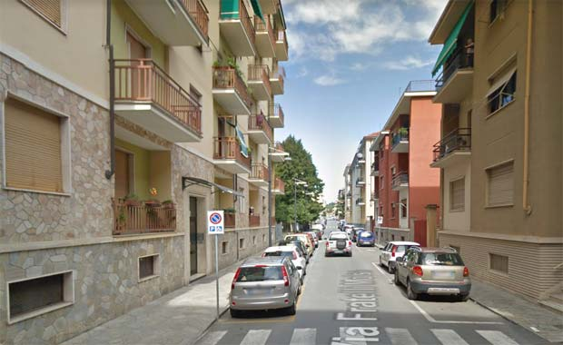 Acqui Terme, via fratelli Moiso