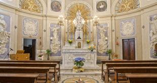 Ovada, chiesetta istituto Madri Pie
