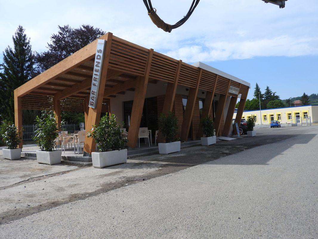 Photo of Un nuovo bar davanti alla Monteverde