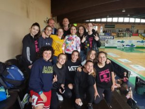 Basket Cairo Under 14 femminile