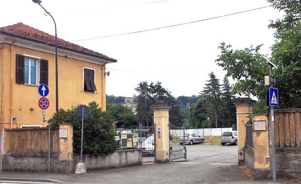 casa di carità Ovada