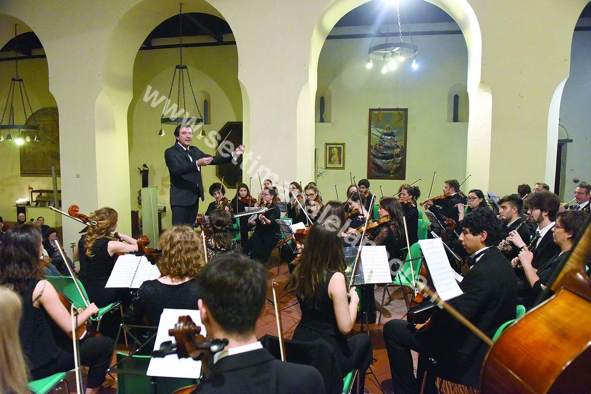 orchestra sinfonica A. Vivaldi Alessandria
