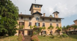Ovada, Villa Schella