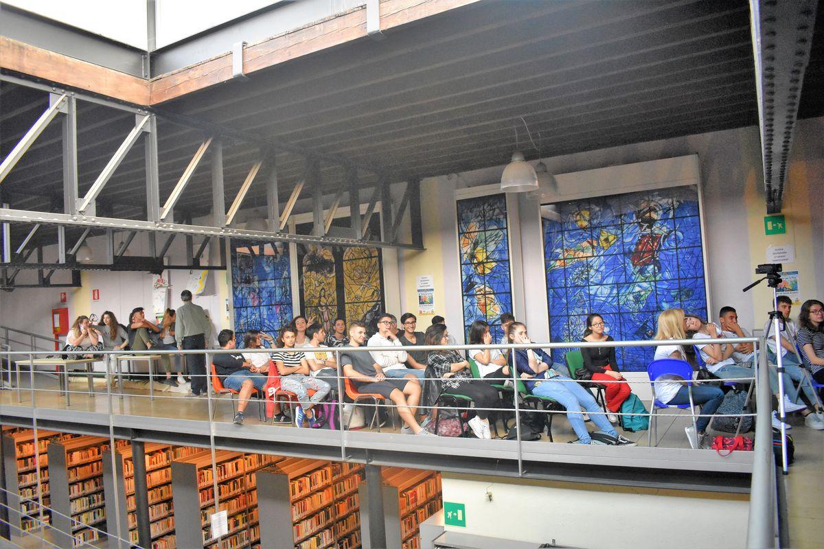 Acqui, biblioteca civica