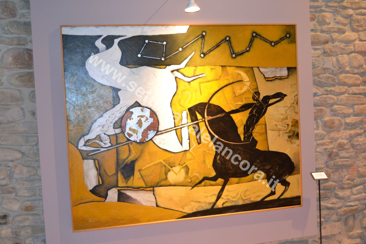 "Monastero Bda, mostra ""Sentieri paralleli"""