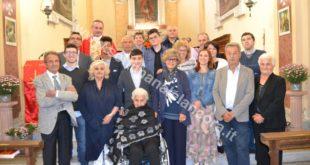 Perletto, Paolina Soria 100 anni