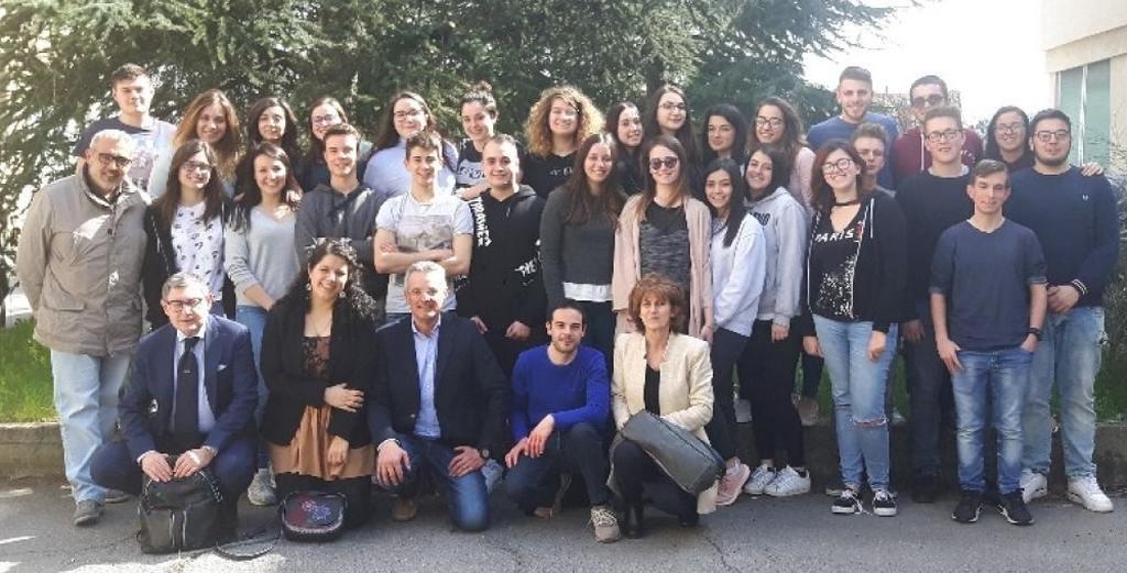 """Presentati al Patetta di Cairo i risultati del progetto """"Latuaideadimpresa"""""""