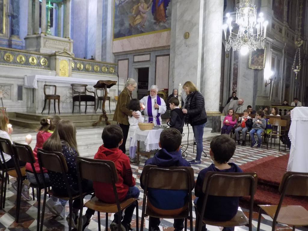 Festa di Prima Confessione in Cattedrale