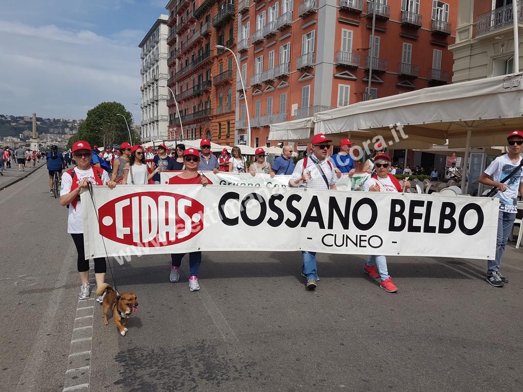 Fidas al raduno Nazionale a Napoli