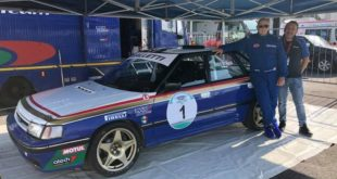 Balletti Motorsport vincente a Verona Legend Cars