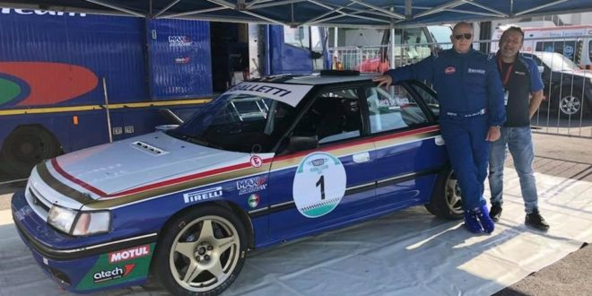 Balletti Motorsport vincente a Verona Legend Cars