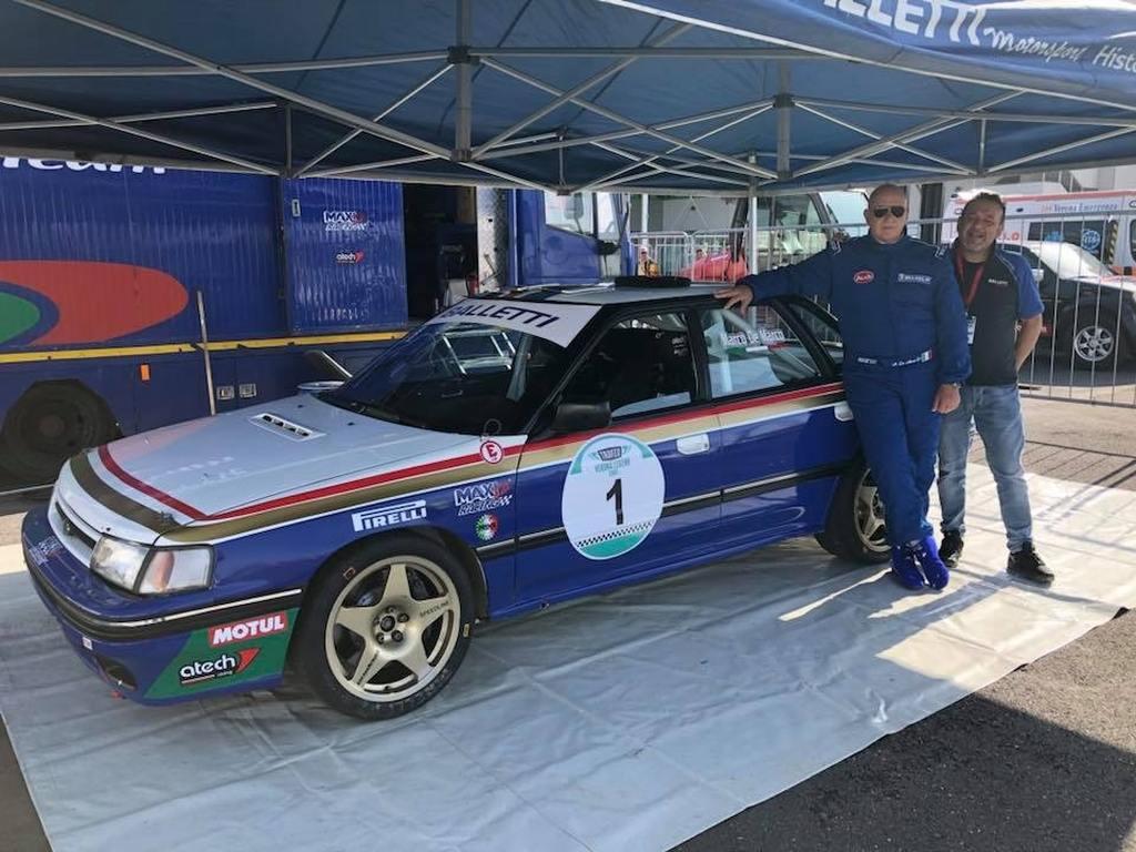 Photo of Balletti Motorsport vincente a Verona Legend Cars