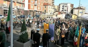 Nel piazzale Aldo Moro, commemorato l'agguato di Via Fani