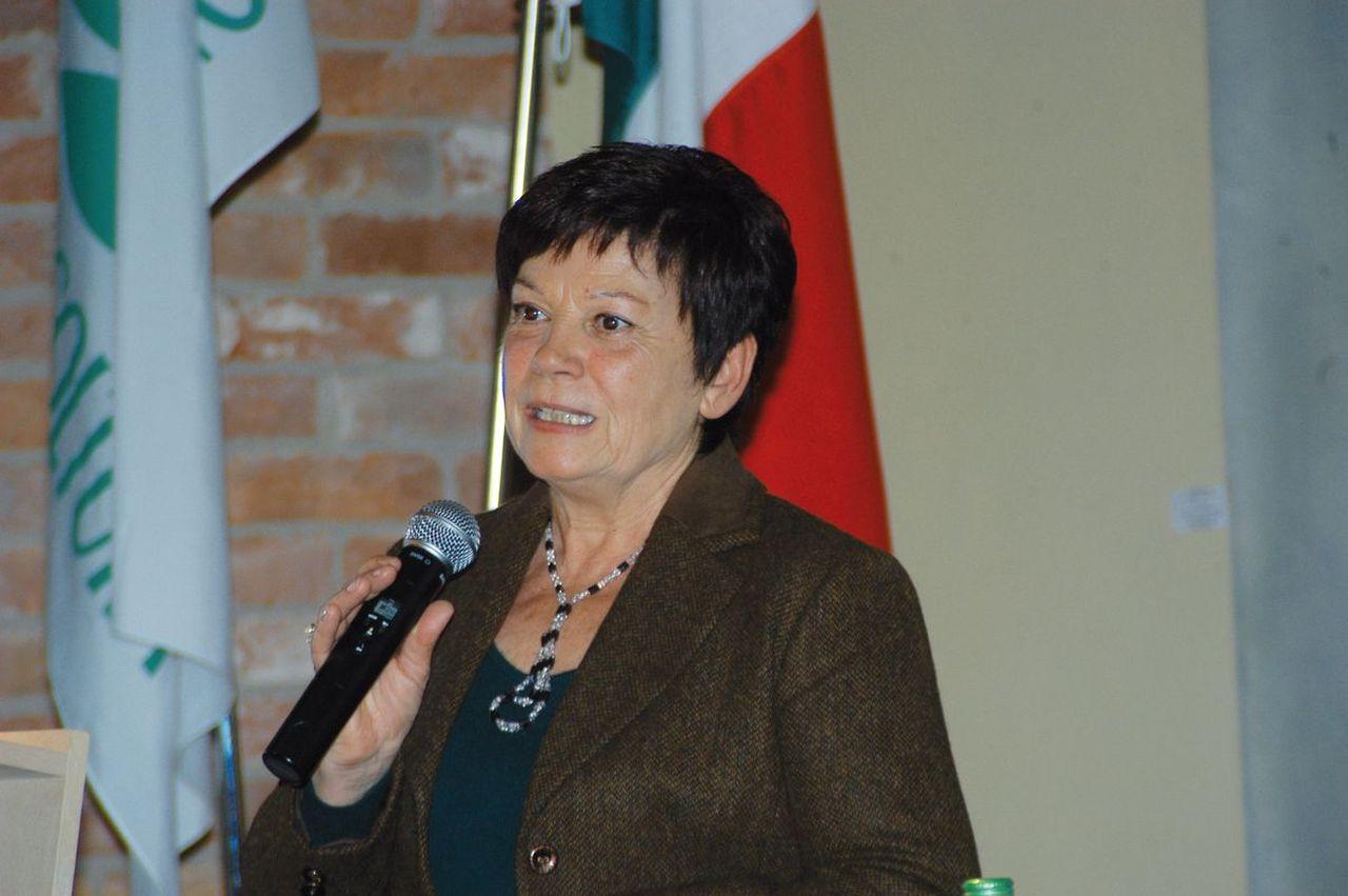 Pensionati Confagricoltura: Maria Daville nel Consiglio nazionale