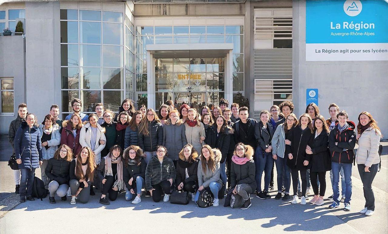 Prosegue con successo al Liceo Calasanzio di Carcare l'esperienza legata al progetto Esabac