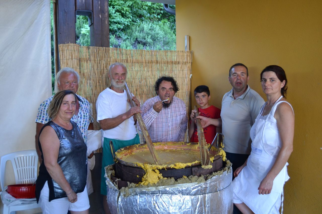 Photo of A Cassinasco: sagra del polentone e 2º motoincontro
