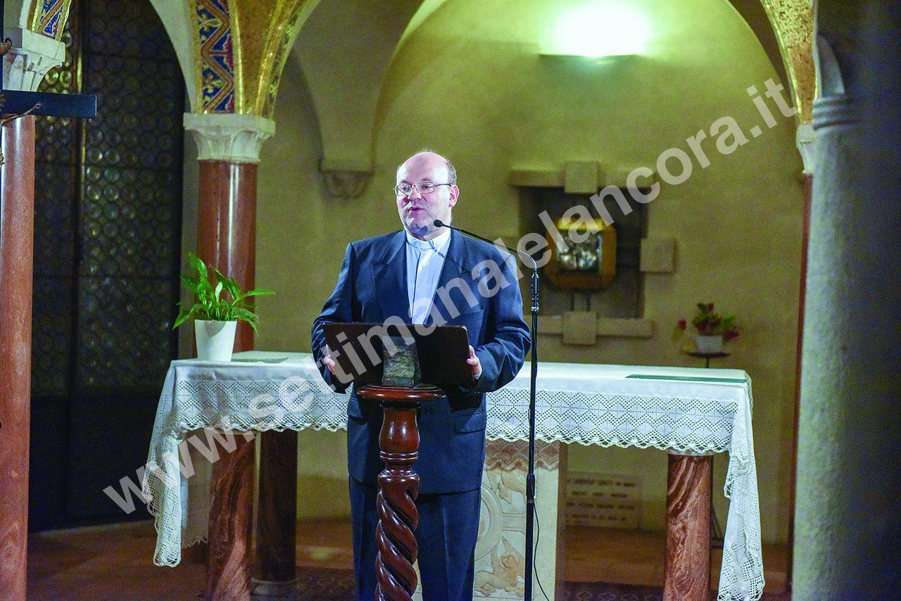 Venerdì 25 maggio, Don Matteo Crimella e la Parola di Dio