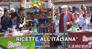 Ricette all'italiana a Ricaldone