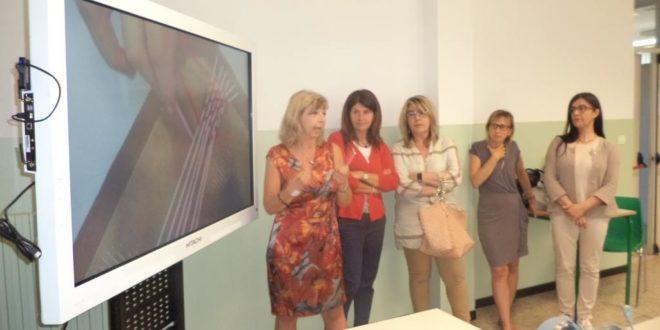 """L'atelier creativo """"Pertini lab"""" alla Scuola Media di Ovada"""